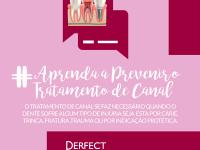 APRENDA A PREVENIR O TRATAMENTO DE CANAL